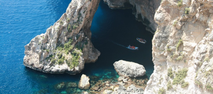 Blue Grotto_How to do Malta in One Day