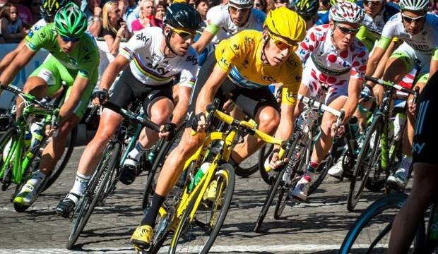 Cycling Breaks inspired by UK Greats