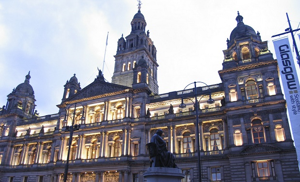 Glasgow City Chambers_48 hours in Glasgow
