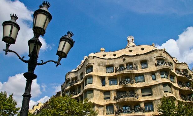 Casa Mila_48-hours-Barcelona