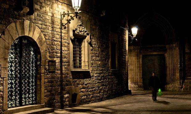 Gothic quarter_48-hours-Barcelona