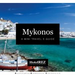 mykonos travel guide cover