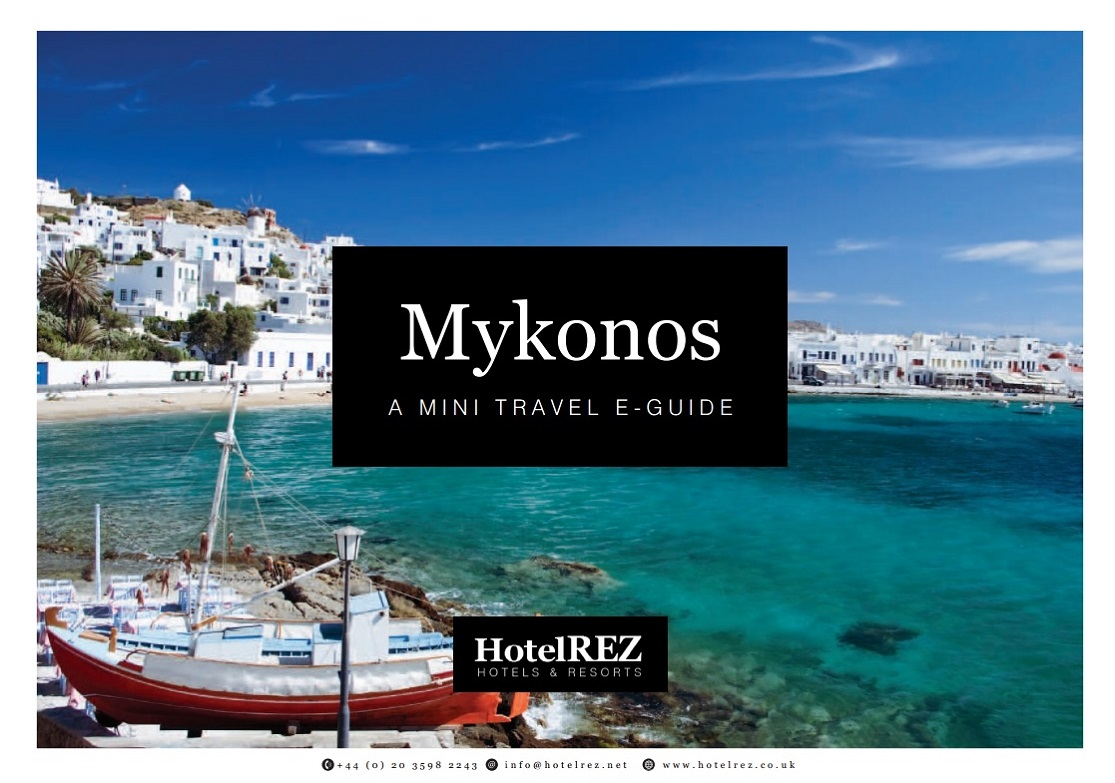 Best Island Beaches For Partying Mykonos St Barts: HotelREZ Hotels & Resorts