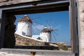 The Road to Mykonos: Travel Guide