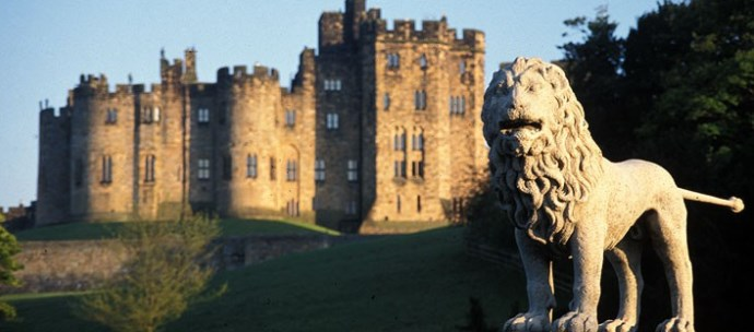 Where to go for Halloween_Alnwick Castle