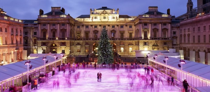 Christmas in London_Somerset House