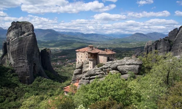 10 best places to visit in Greece_Meteora