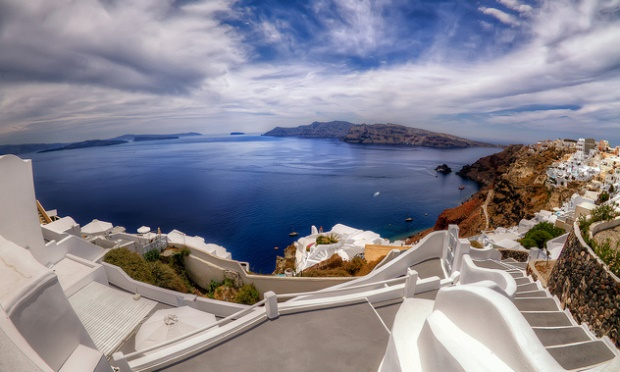 10 best places to visit in Greece_Santorini