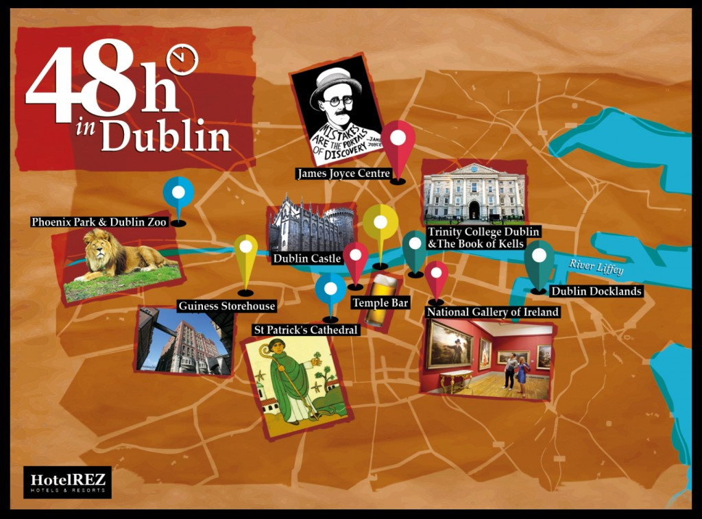48 hours in Dublin_HotelREZ