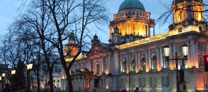 Ireland_Belfast City Hall