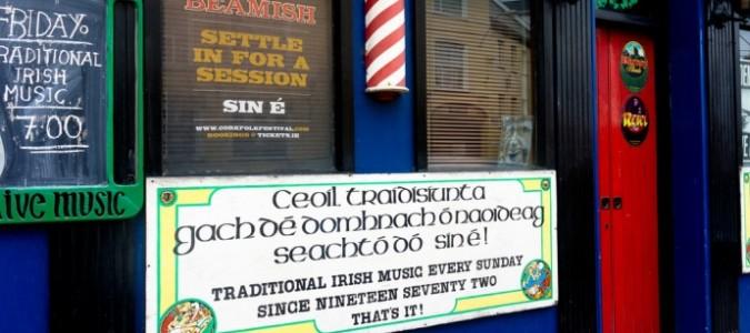 Ireland_Cork Sin E Pub