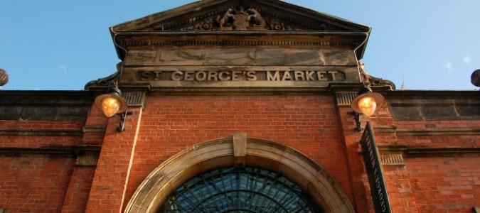 Ireland_Belfast St George's Market