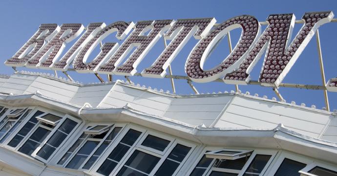 VisitEngland Brighton
