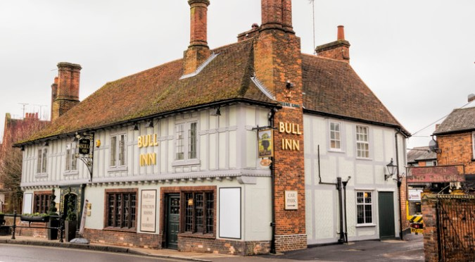 English Pubs and Inns_The Bull Inn