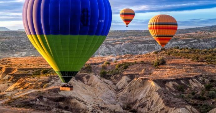 Where to go in May_Cappadocia