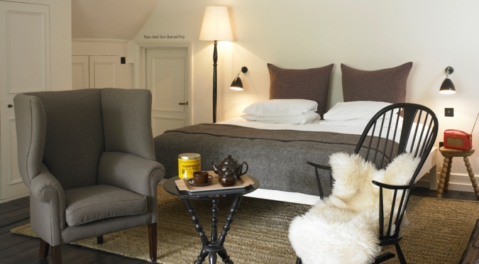 The Olde Bell Hurley_small boutique hotels uk
