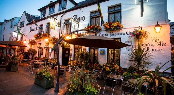 black boy inn caernarfon_small boutique hotels uk