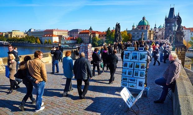 Charles Bridge_48 hours in Prague