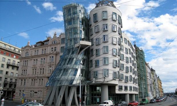 Dancing House_48 hours in Prague