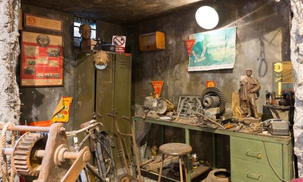 Museum of communism factory room_48hours in Prague