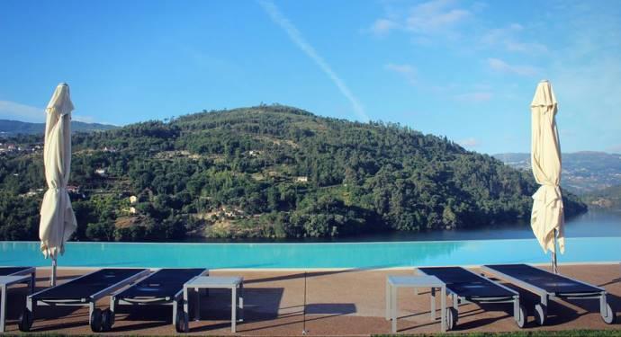 Douro Valley_Douro Royal Infinity Pool view