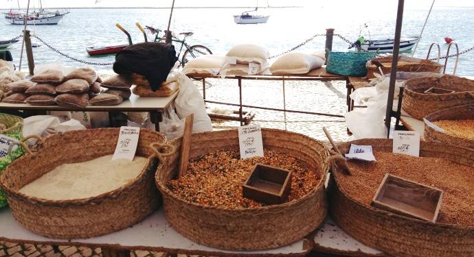 Olhao market_Algarve_Portugal Family Friendly