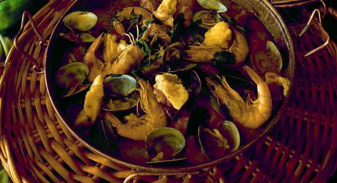cataplana_algarve seafood_family-friendly portugal