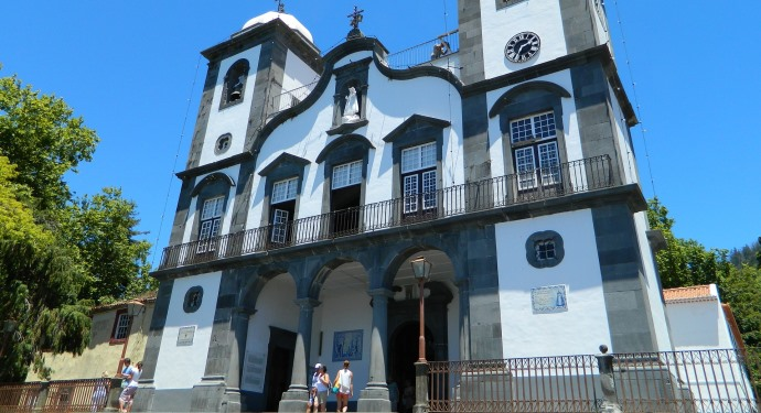 madeira_church