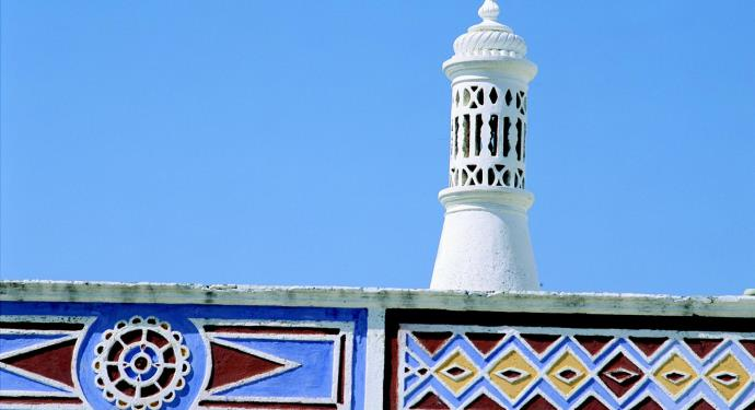 traditional chimney_algarve