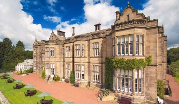 Win an Exclusive Break at Matfen Hall Hotel