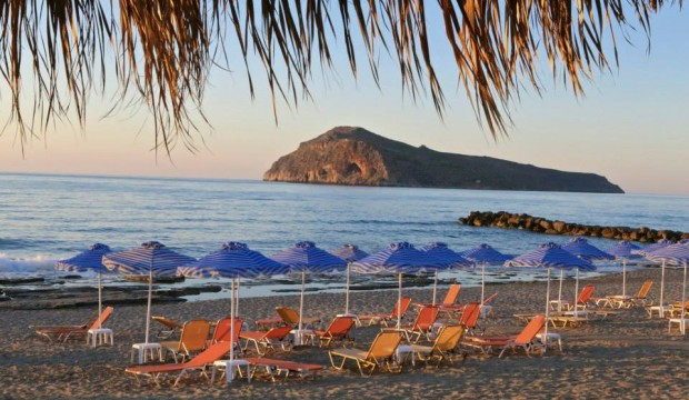 Win a Beach Break for 4 in Crete