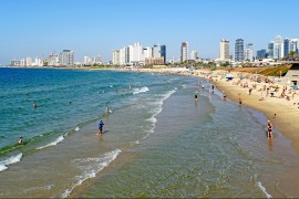 48 Hours in Tel Aviv