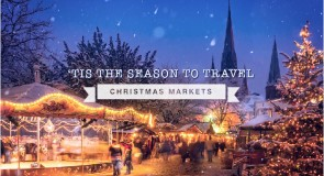 'Tis the Season to Travel [November '17]
