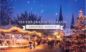 'Tis the Season to Travel [November '17]